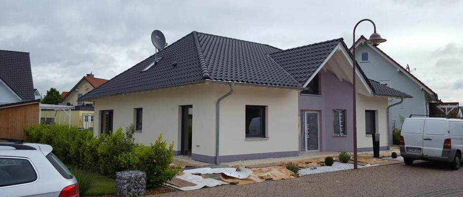 Haus verputzen und Streichen in Gensingen